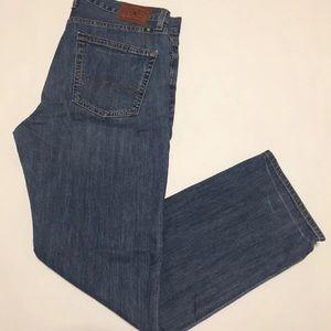 LUCKY BRAND America 363 Vintage Straight Blue Jean